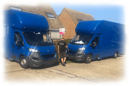 London Removals Company Header Image